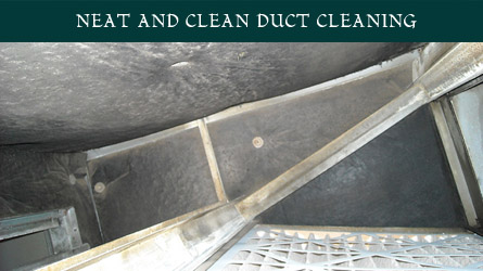 Mildew Free Duct Cleaning Blackstone
