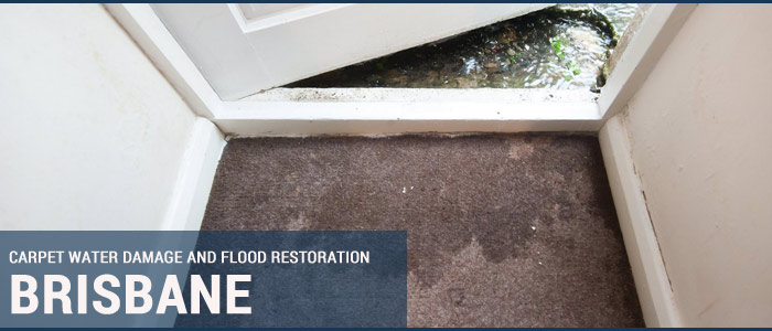 Carpet Water Damage and Flood Restoration East Ipswich