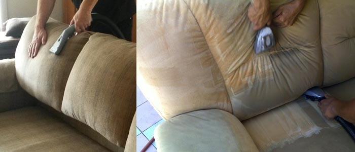Upholstery Cleaning Purga